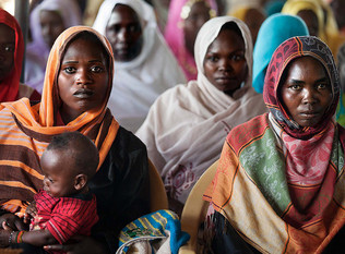 Raping Girls in Darfur: A Continuing Weapon of War