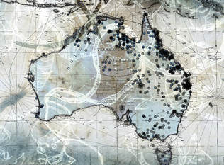 The Mapping of Massacres: In Australia, historians and artists have turned to cartography to record