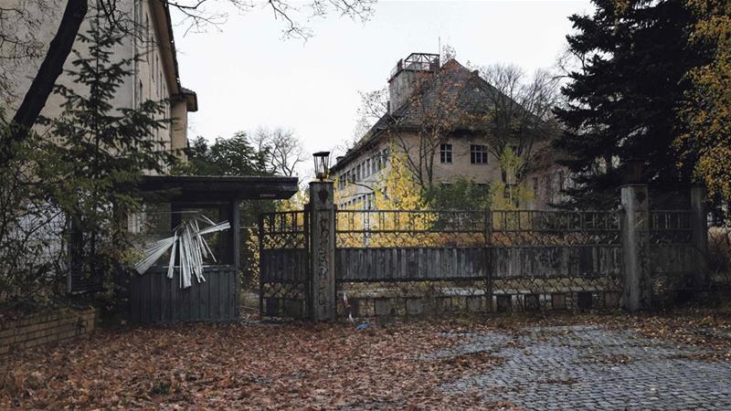 In May 2015, the Wunsdorf refugee camp suffered an arson attack [Karolina Spolniewski /Al Jazeera]