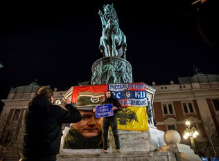 Serbia's Brand of Reconciliation: Embracing Old War Criminals