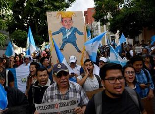 Guatemala Stumbles in Central America's Anti-corruption Fight