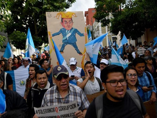 Guatemala Stumbles in Central America's Anti-corruption Fight