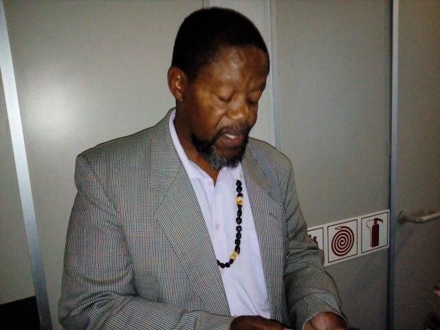 (Chief Nhlanhlayamangwe Ndiweni)