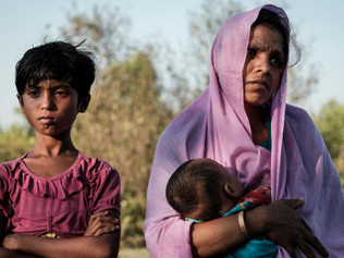 Inaction Has Put A Price On The Lives Of Rohingya Children