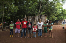 Brazil's land war between Indigenous people and farmers: 'We just need to be home'