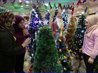 Genocide Survivors Celebrate Christmas in Iraq