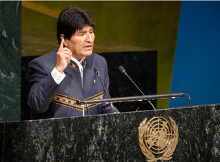Indigenous peoples are 'moral compass of humanity,' special UN General Assembly meeting told