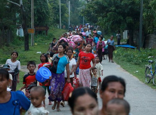 The World's Newest Muslim Insurgency Is Being Waged in Burma