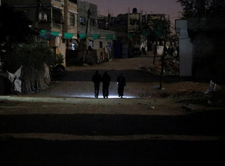 As Trump Alights in Israel, Palestinians are Descending into Darkness
