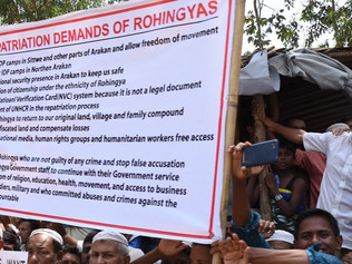 UN agencies and Myanmar lay groundwork for possible Rohingya return