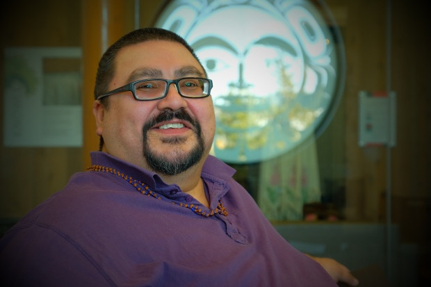 Steve Smith is the chief of the Champagne and Aishihik First Nations. (Mike Rudyk)