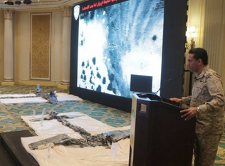Developing: Yemen has launched 119 ballistic missiles targeted at Saudi Arabia