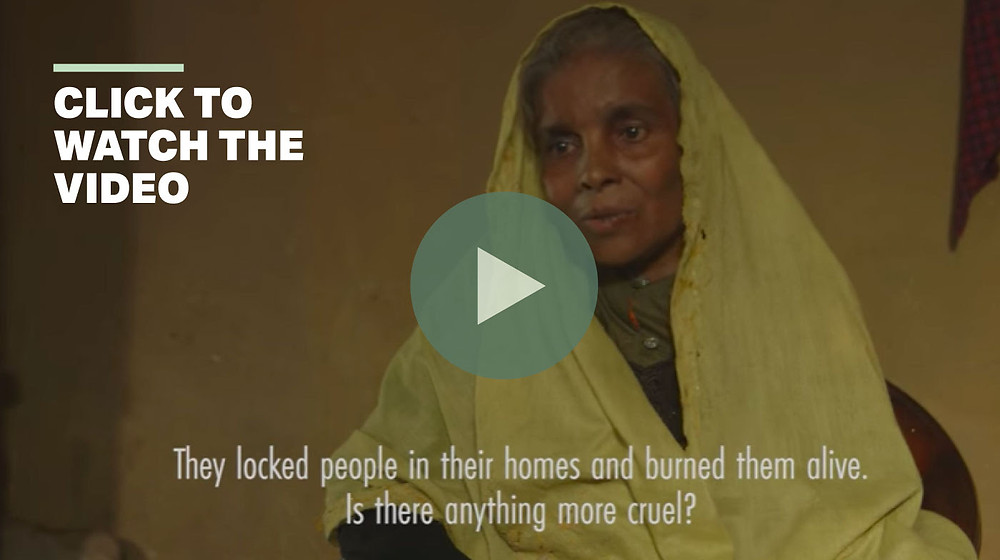 """No Man's Land"" - In November 2017, Bangladesh and Myanmar negotiated an agreement to repatriate refugees back to Myanmar. This film, based on interviews conducted with Rohingya refugees and others in Bangladesh, highlights concerns with the plans."