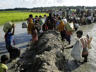 Myanmar 'starving out' Rohingya in Rakhine: Amnesty