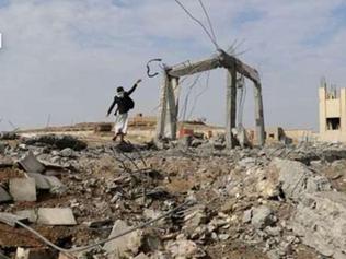 Two killed in air strike on Yemen film set