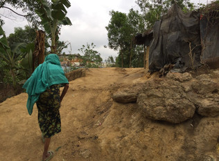 The Catastrophe of the Rohingya: Rohingyas in Burma are now one of most persecuted peoples in the wo
