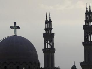 Egypt's example of cross-faith goodwill