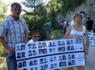 Exhumations Uncover Bodies in Bosnia Mass Graves