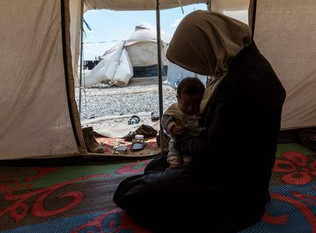 Iraq: Women and children with perceived ties to IS denied aid, sexually exploited and trapped in cam