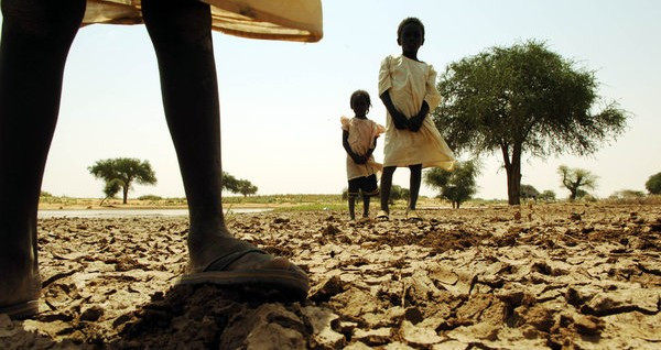 In Sudan, drought led to conflict and the displacement of many civilians. Credit Lynsey Addario for The New York Times