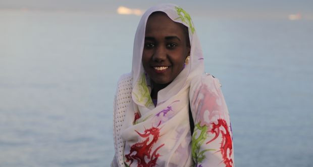 Tasneem El-Zaki: hopes to return to Sudan next month to continue her work defending women living in rural Darfur. Photograph: Front Line Defende