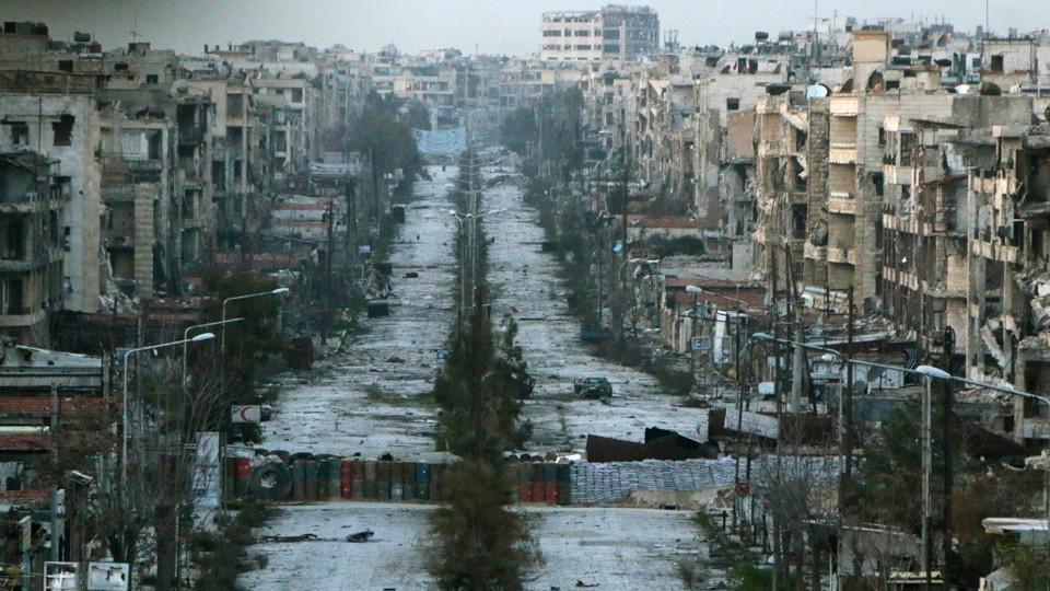 Hosam Katan / Reuters