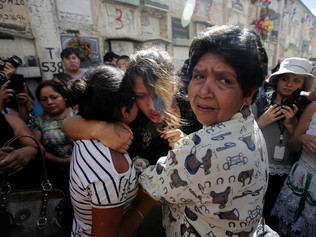 Girls killed in shelter fire are the latest victims of Guatemala's war on women