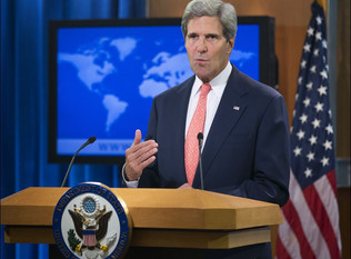 U.S. Secretary of State John Kerry on Daesh and Genocide