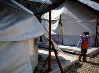 Chios: Syrian refugee critical after 'self-immolation'