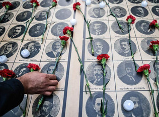 Whether Armenia, the Nazis or Isis – if you're going to commit genocide, you can't do it without