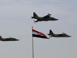 Iraq launches 'deadly strikes' against ISIL inside Syria