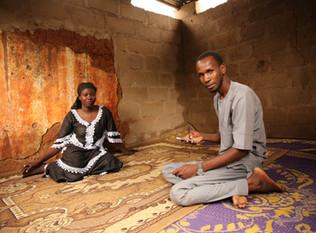 Boko Haram huntress
