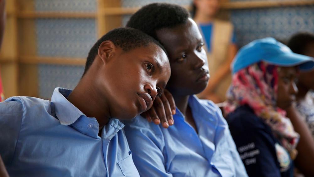 Bearing the brunt of Burundi's chaos. (Reuters/Katy Migiro)