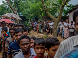 Tories urge Trudeau to hold Myanmar responsible for Rohingya genocide