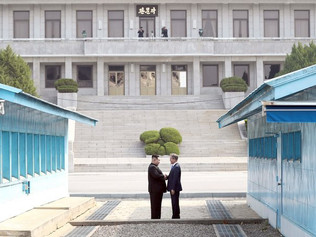 North and South Korea Set Bold Goals: A Final Peace and No Nuclear Arms