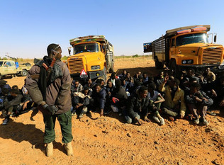 By Stifling Migration, Sudan's Feared Secret Police Aid Europe