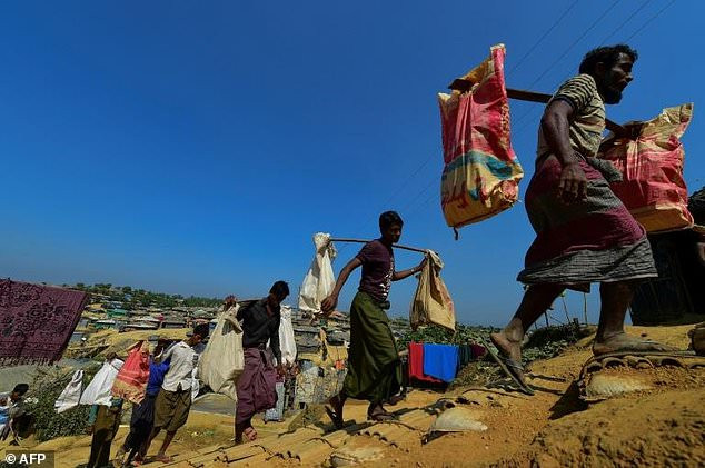 Nearly 690,000 Rohingya have fled a campaign of violence in Myanmar since August, and many of the displaced Muslims living in Bangladesh fear returning to their conflict-scarred homeland in Rakhine state
