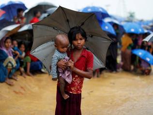 Canadian ambassador praises 'pleasing' beach in Myanmar — where military accused of ethnic cleansing
