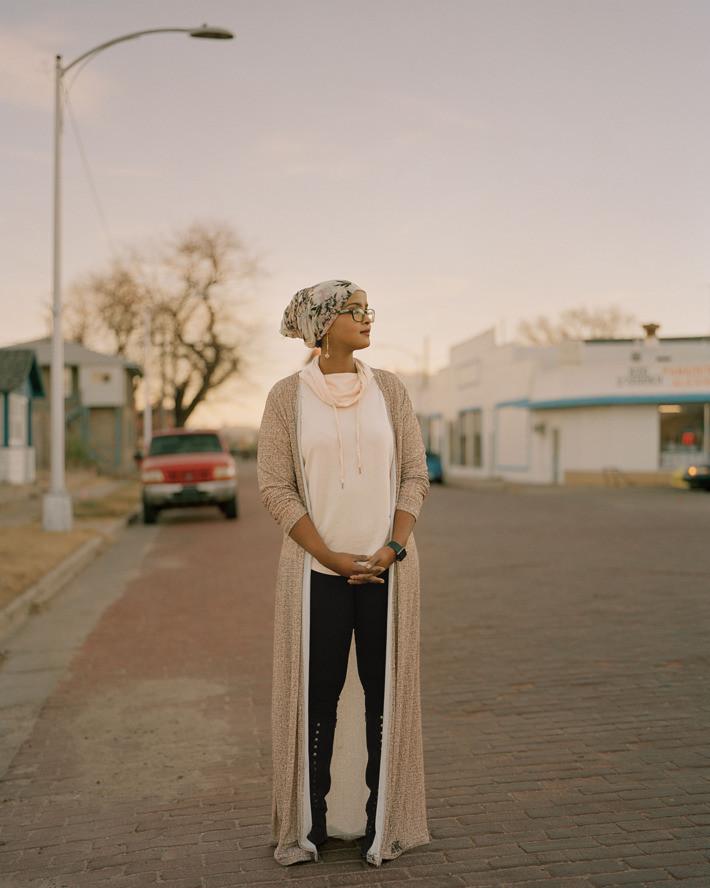 Ifrah Ahmed.Photo: Benjamin Rasmussen
