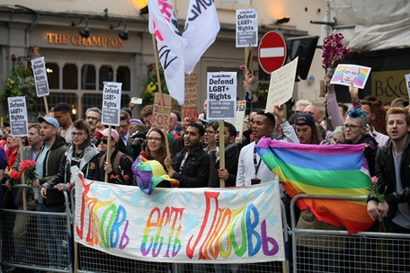 Chechnya's very long state of emergency Homosexuals as 'terrorists'