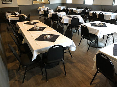 Birthday Venue, Reception, Meeting Area, Banquet room, Banquet Venue, Rehearsal venue, Dining Hall, Ionia MI