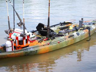 2015 Vibe Sea Ghost 130 Kayak