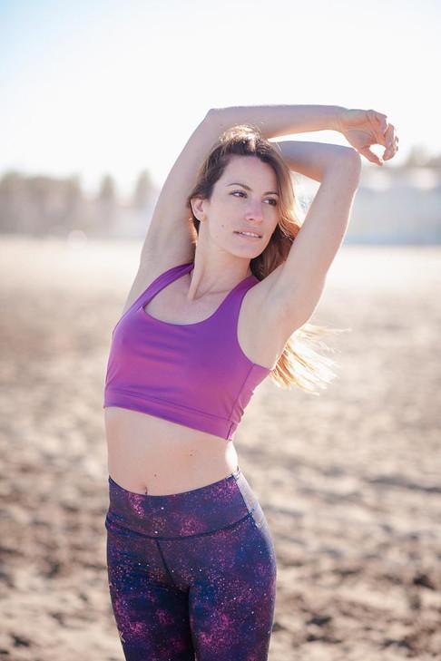 Temy - Yoga Teacher