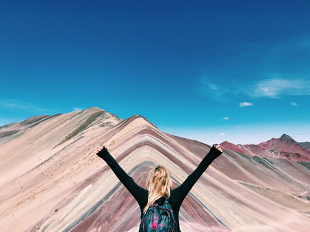 Peru - Rainbowmountain