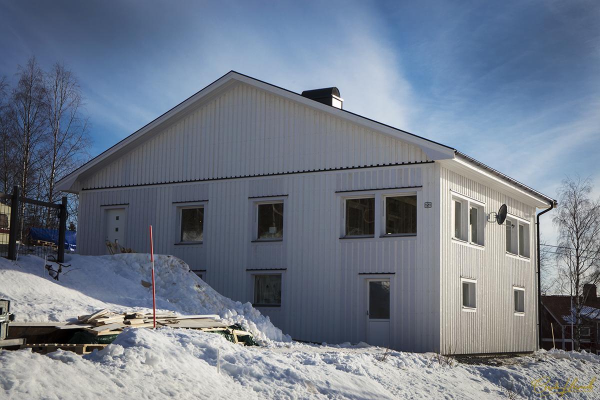 Tillbyggnation & Renovering i Skagshamn.