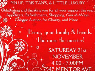 Annual Holiday Party & Boutique
