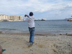 Private lesson Monaco