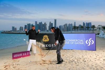 Show golf Qatars 2016