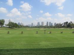 Francis Jacquemin Emirates golf club