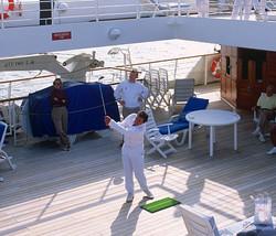 Luxury cruise private